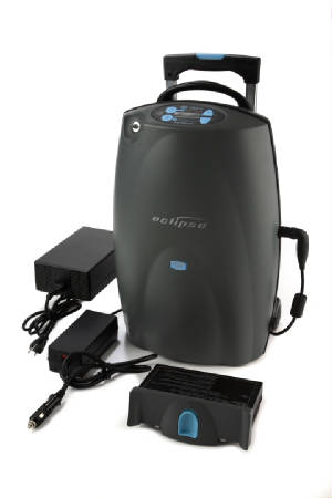 Sequal Eclipse 3 Portable Oxygen System